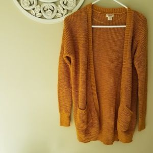 Mossimo Supply Co. Open Cardigan - XS